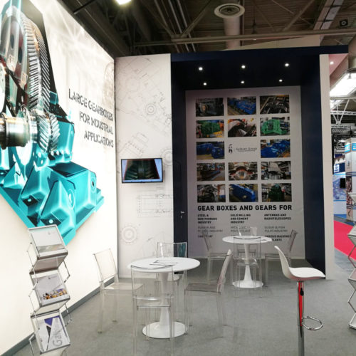 Messebericht IAMD-HANNOVER MESSE 2019