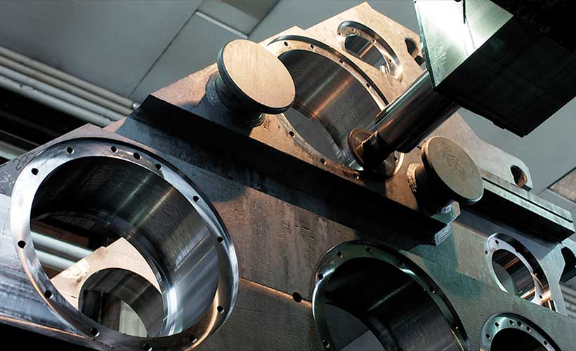 Galbiati Group Lavorazioni Meccaniche di Fresatura
