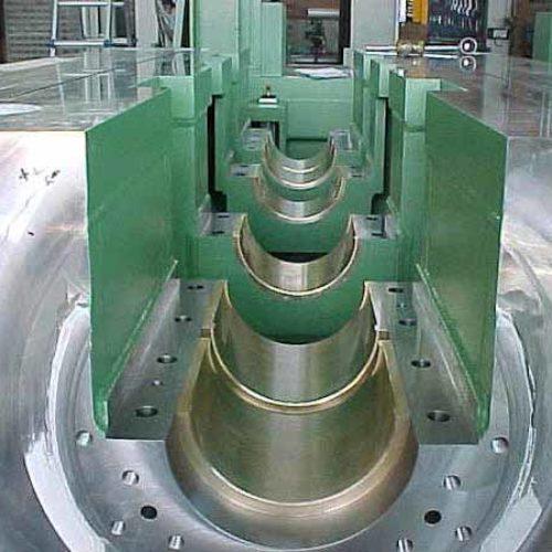 Lavorazioni meccaniche presse per stampaggio metalli.
