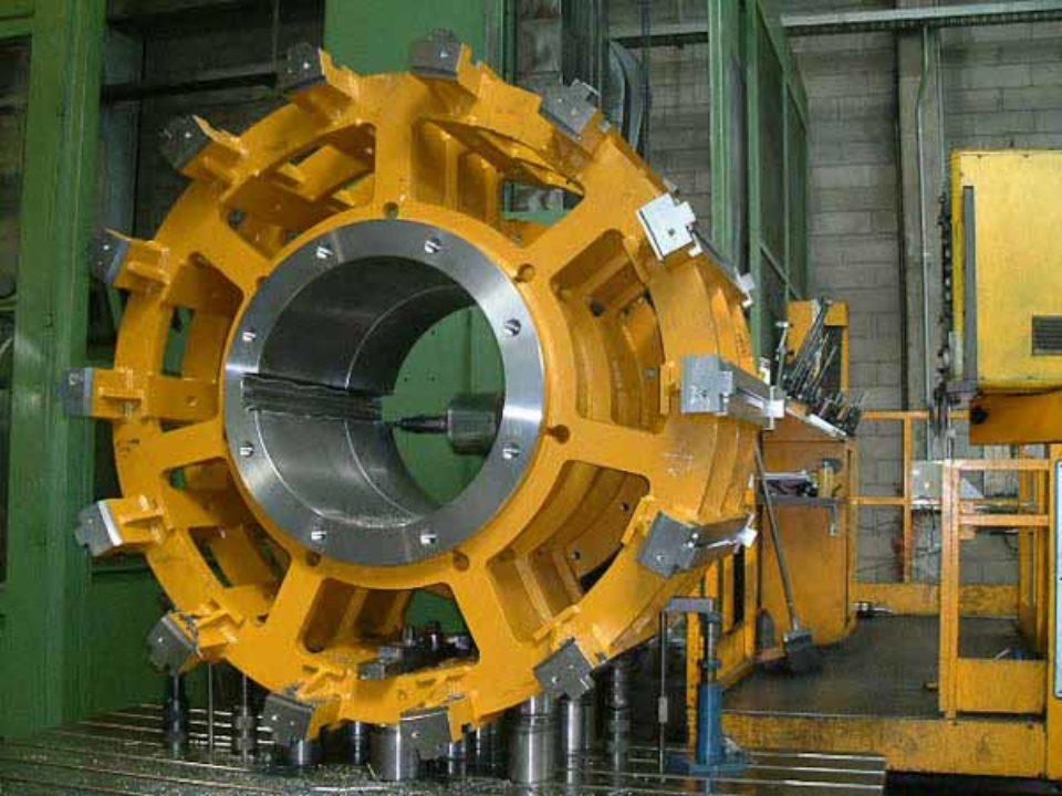 Lavorazione meccanica per componenti motori elettrici