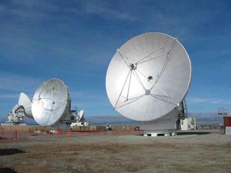 Antenne e radiotelescopi