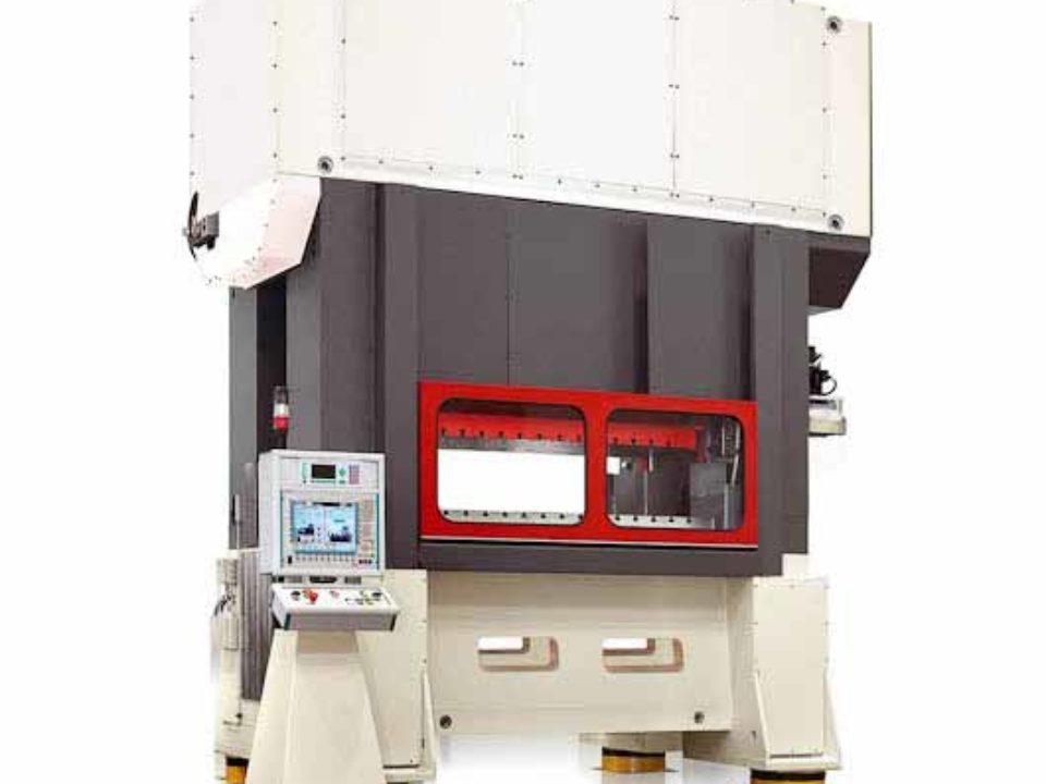 Pressa Ep4 per tranciatura veloce lamierino magnetico