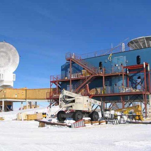 Antenne e radiotelescopi.