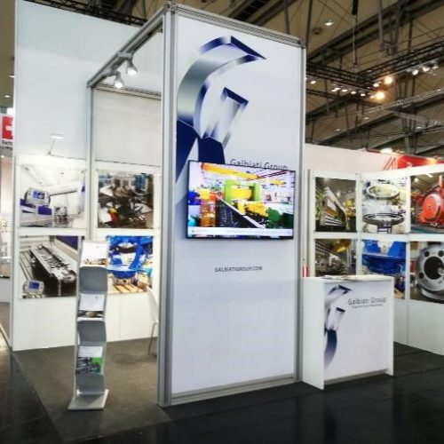 Galbiati Group- Show Report of HANNOVER MESSE 2018
