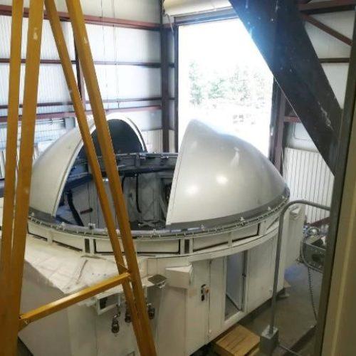 Radiotelescopio MRO.