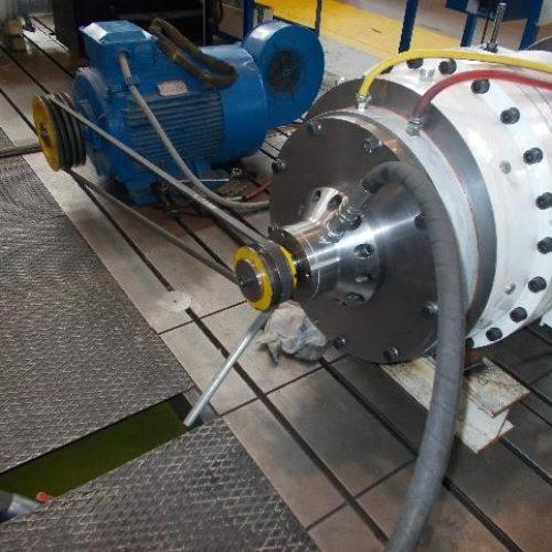 """Fornitura di riduttori epicicloidali per comando testa rotante di perforazione """"TBM"""