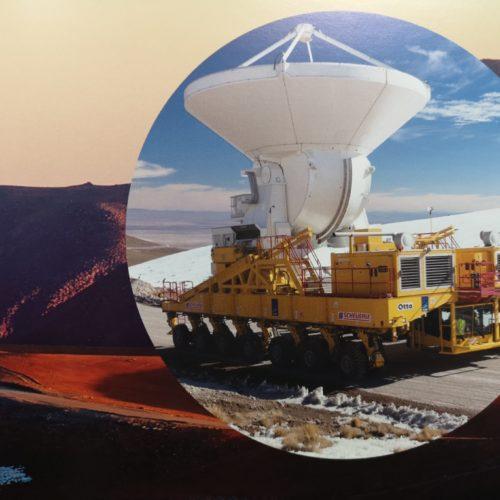 Costruzione Radiotelescopio ALMA