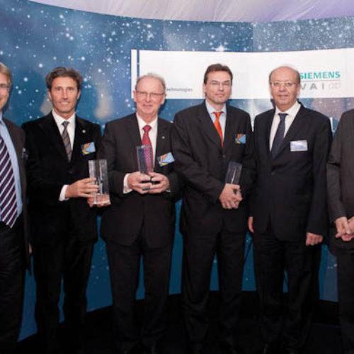 Galbiati Group miglior fornitore di Siemens Vai per il biennio 2010-2011.