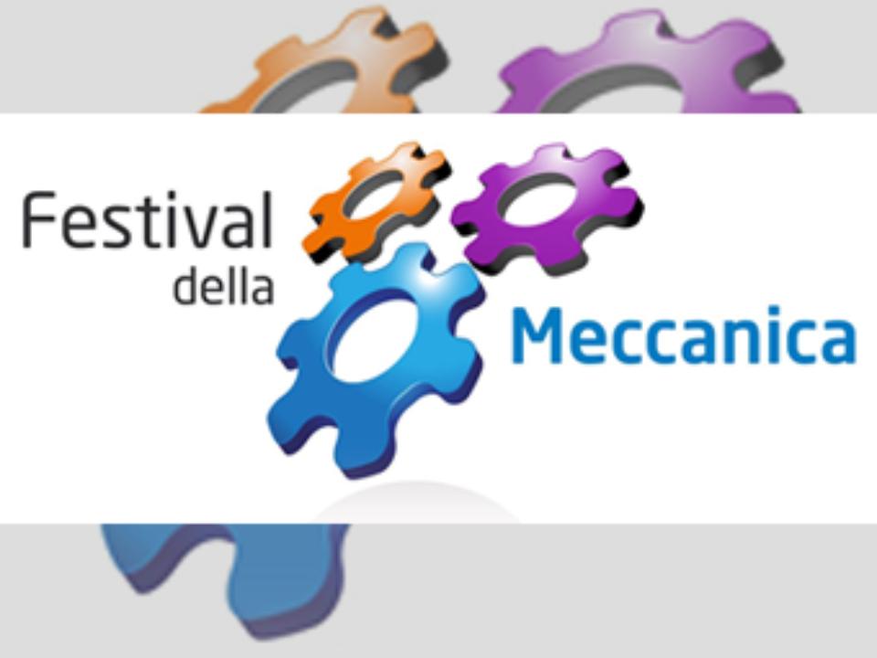 Festival della meccanica 2018