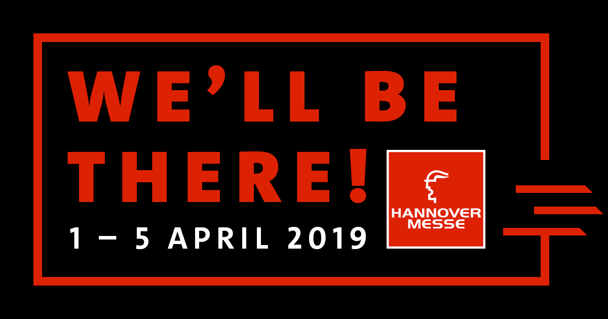 Fiera Motion, Drive & Automation -Hannover Messe 2019