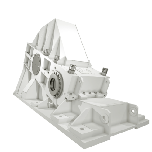 Progettazione e costruzione di un riduttore comando gabbia di laminazione (Main Drive)